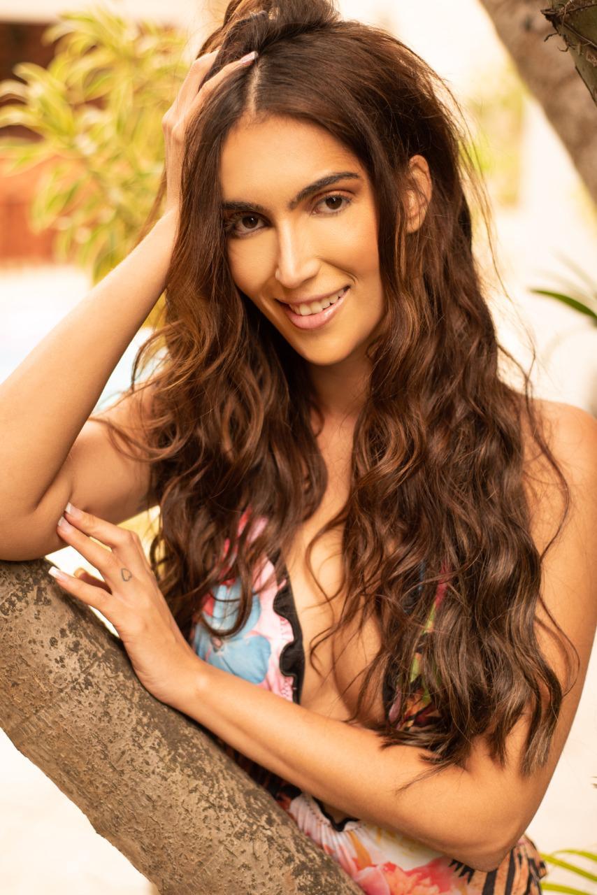 Fernanda Cecília Trindade fala sobre assédio na carreira de modelo