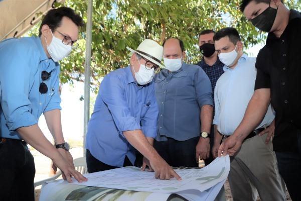 """""""Nessa etapa, a construção de leitos de UTI de imediato atenderão nossa população"""", informa prefeito de Araguaína"""