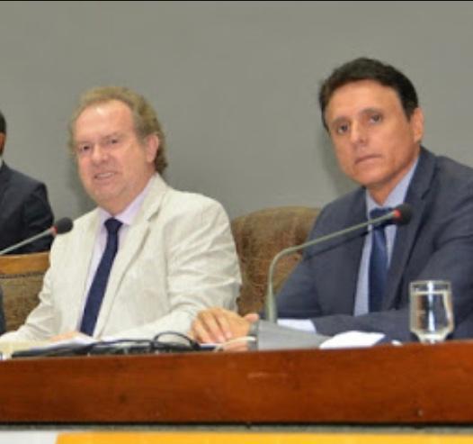 Nilton Franco solicita ao Governo do Tocantins serviços de manutenção de estradas em Pium