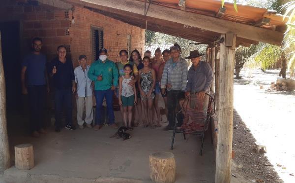 Prefeitura de Monte Santo dá início a construção de mais uma ponte na zona rural do município