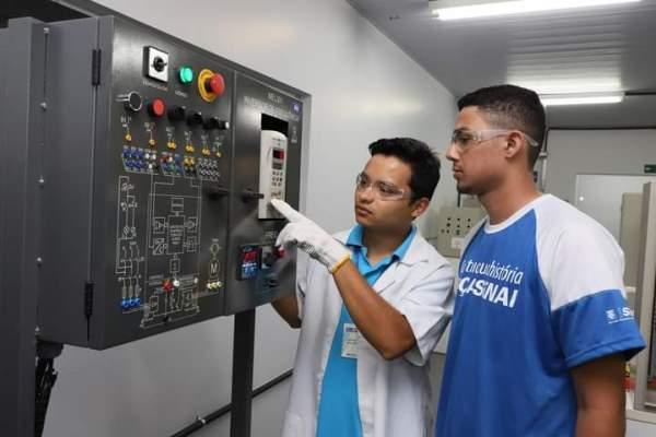 SENAI vai levar minicurso sobre projetos elétricos para evento online do IFTO em Gurupi