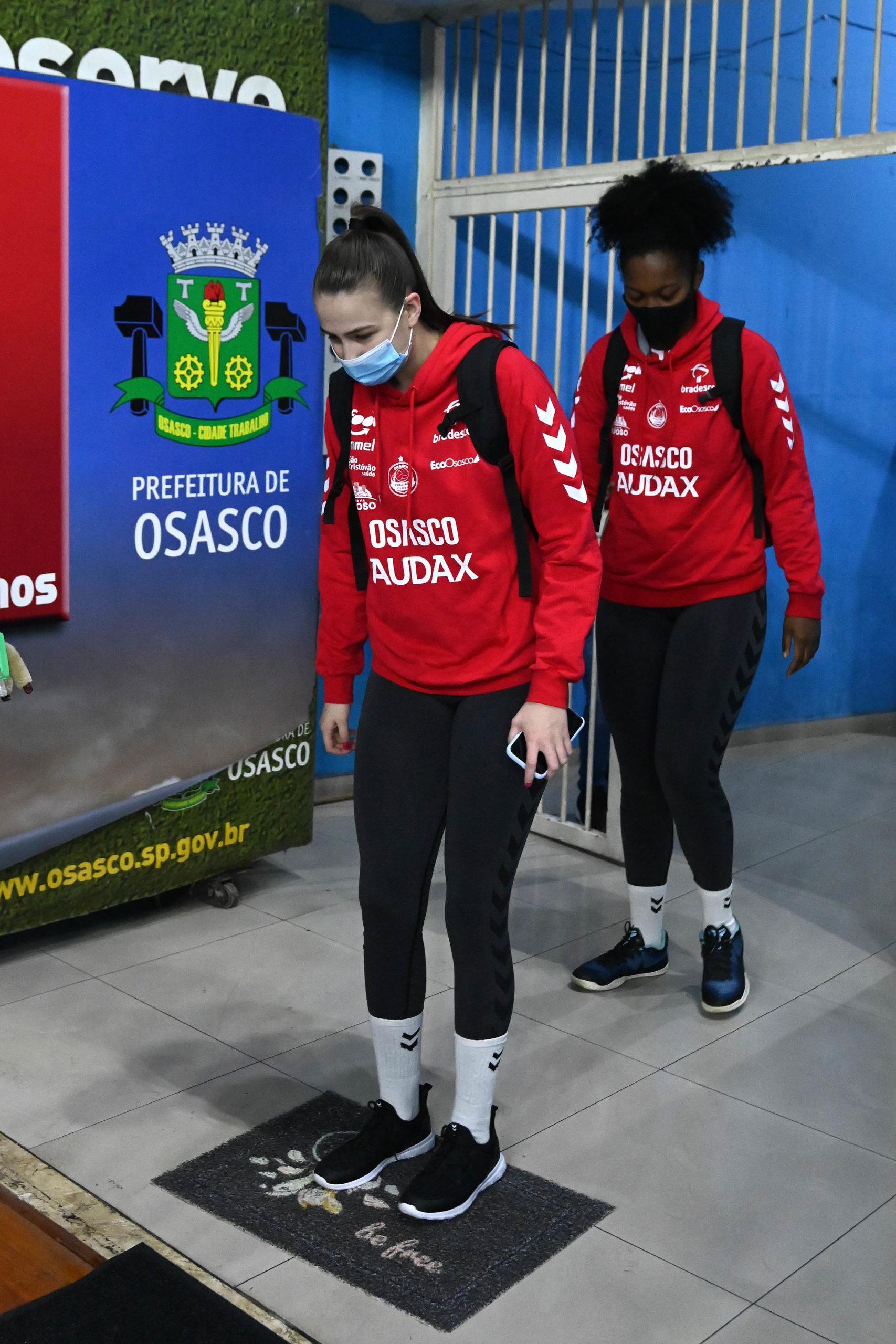 Estreia de Osasco no Campeonato Paulista 2020 marca retorno oficial do vôlei feminino no Brasil