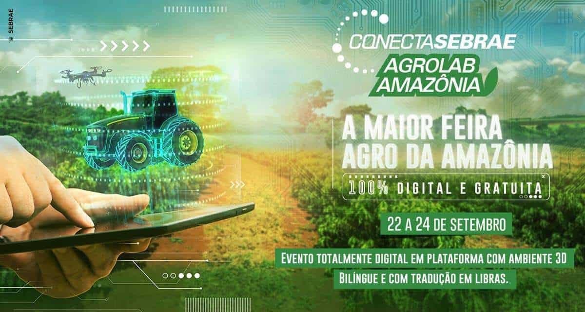 Conecta Sebrae Agrolab Amazônia encerra nesta quinta-feira