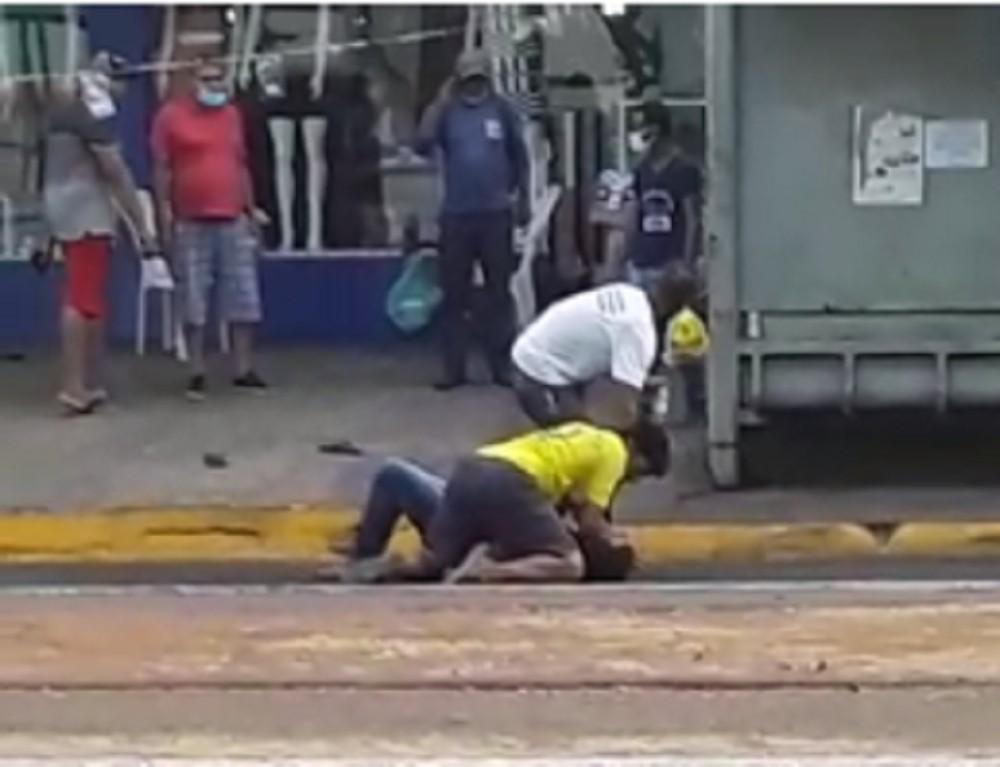 Homem morre após levar facada no peito durante discussão por causa de passagem de coletivo em Palmas