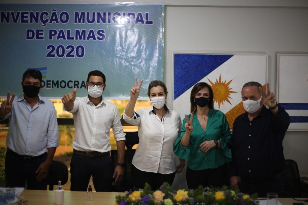 Durante convenção Municipal, DEM reafirma Lucas Meira como vice de Cinthia Ribeiro e apresenta pré-candidatos a vereador
