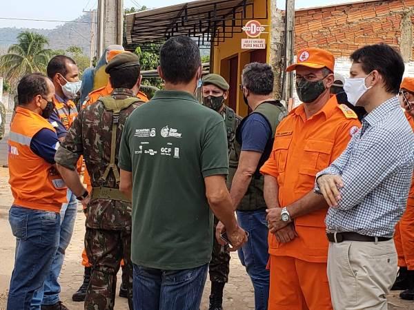 Fiscalizações ocorrem em Taquaruçu e notificações contra queimadas ilegais já são enviadas a várias regiões do Tocantins