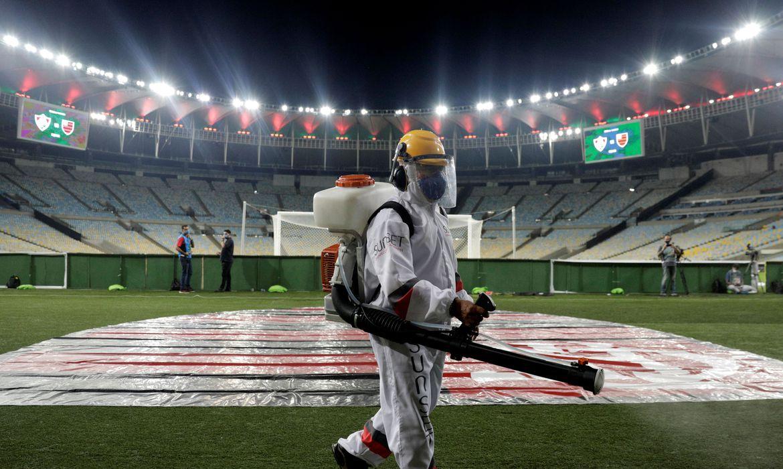 Prefeitura do Rio de Janeiro anuncia data para futebol com torcida