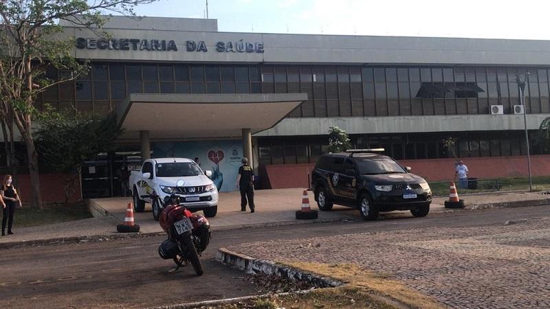 PF deflagra 'Operação Cama de Tut' e investiga superfaturamento na compra de leitos hospitalares; SES emite nota