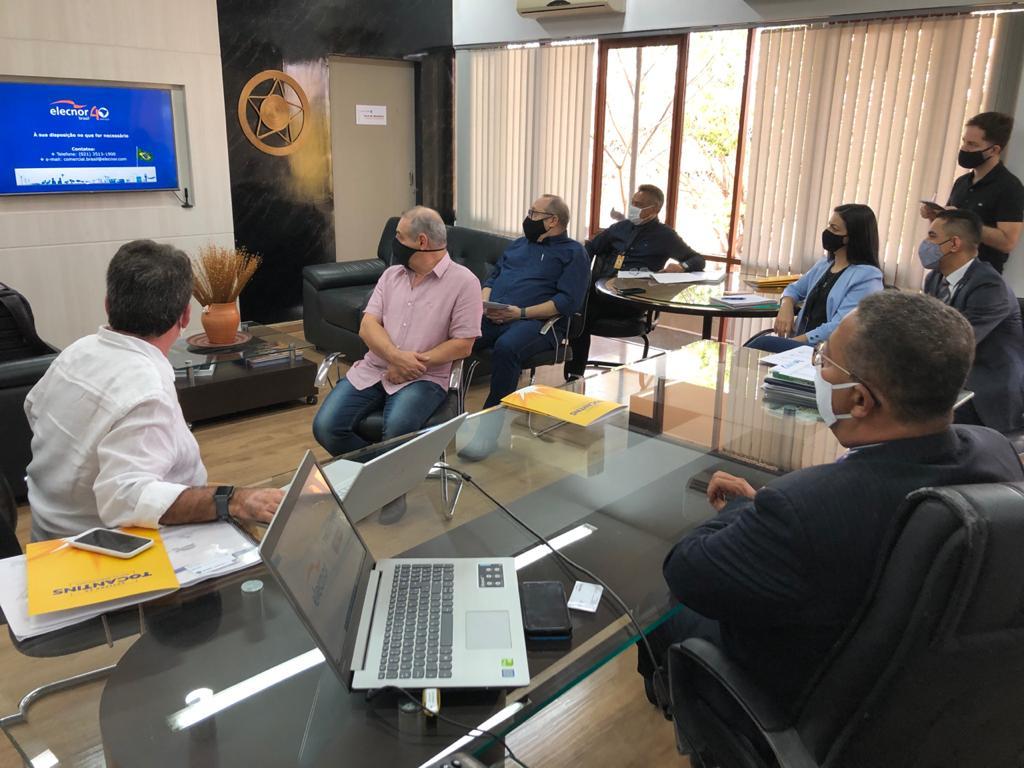 Potencial logístico do Tocantins atrai empresários de multinacional