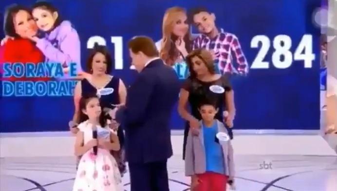Silvio Santos será investigado por pergunta sobre sexo a criança na TV; assista ao vídeo