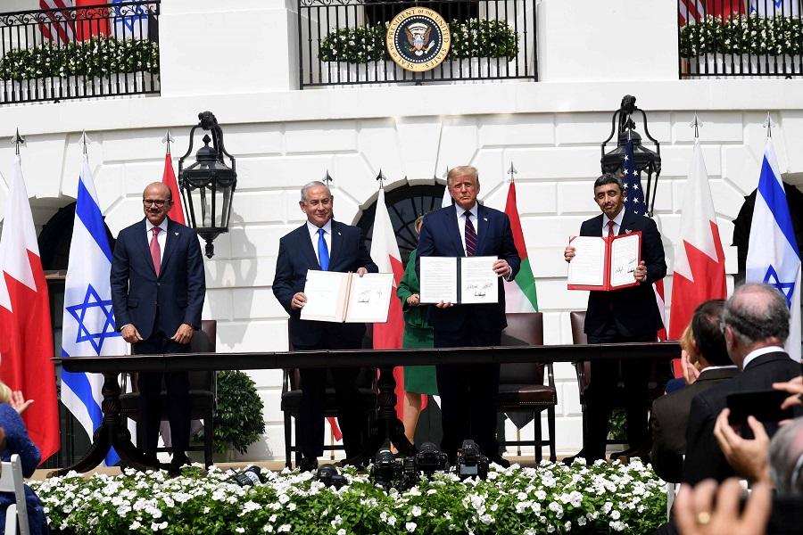 Israel firma acordos de paz históricos com Bahrein e Emirados Árabes Unidos