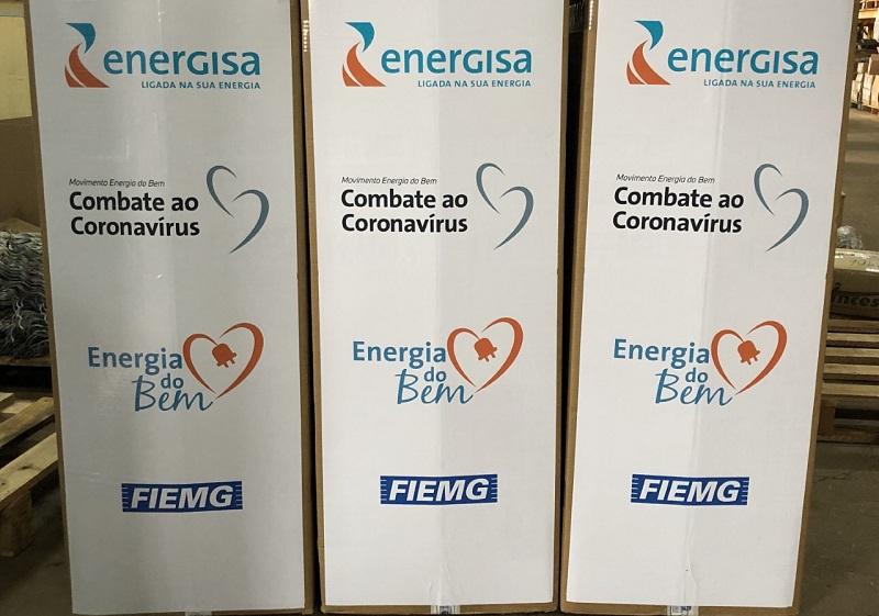 Energisa vai entregar seis ventiladores pulmonares para tratamento da Covid-19 no Tocantins
