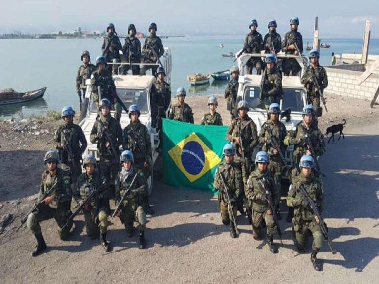 22º Batalhão de Infantaria comemora 25º Aniversário de Criação no Tocantins
