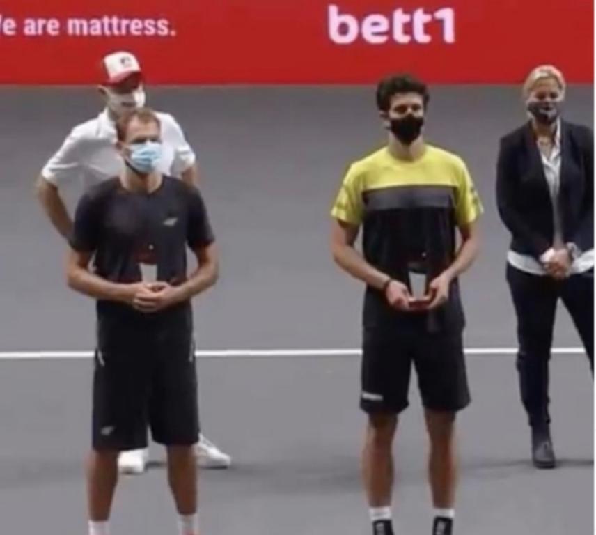 Melo e Kubot são vice-campeões na Alemanha. Nesta semana, mais um ATP 250 em Colônia