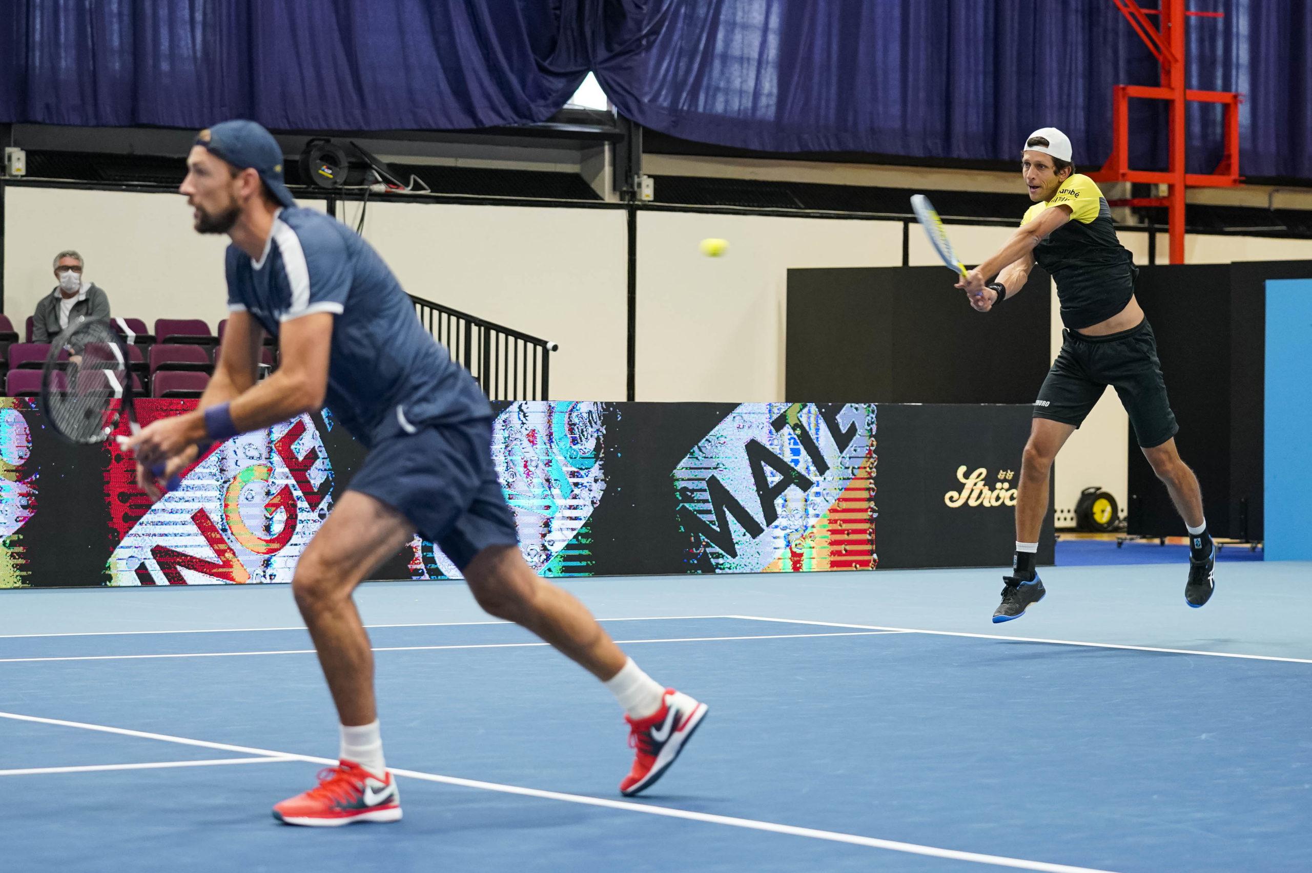 Melo e Kubot avançam para a semifinal no ATP 500 de Viena