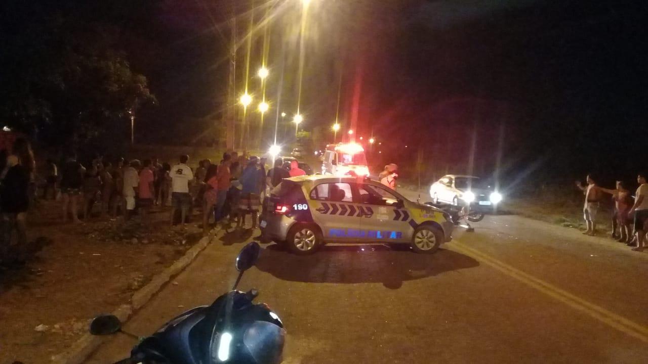 Dois motociclistas morrem após colisão frontal na região norte de Palmas