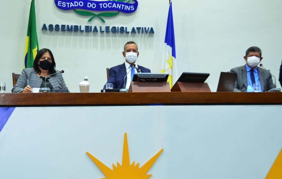 Assembleia Legislativa encaminha proposta à CCJ para produção de máscaras por reeducandos nas penitenciárias