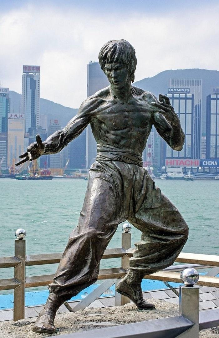 Bruce Lee: a lenda das artes marciais