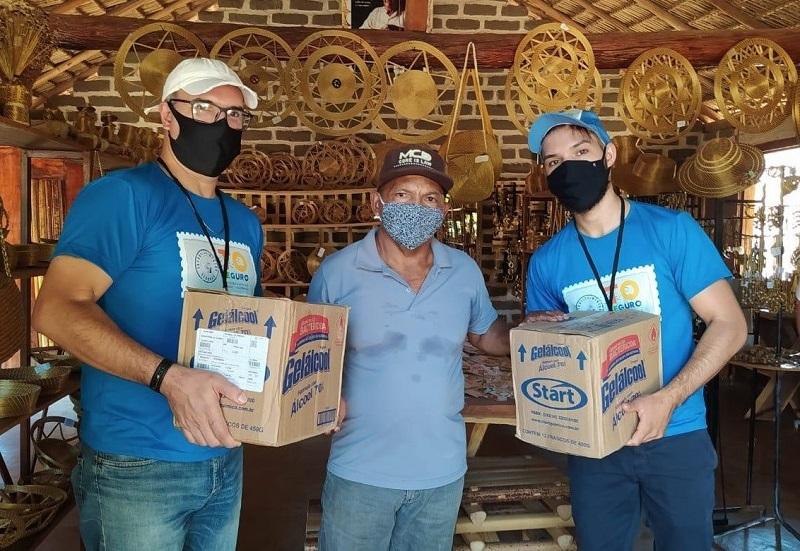 Empreendedores do Jalapão aderem ao TO Seguro
