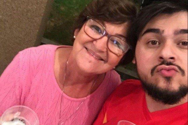 Mãe de Cristiano, dupla de Zé Neto, sofre parada cardíaca e está internada