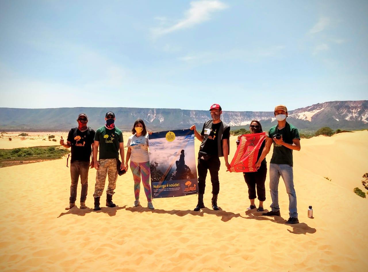 Jalapão realiza evento e promove limpeza e remoção de lixo de estradas