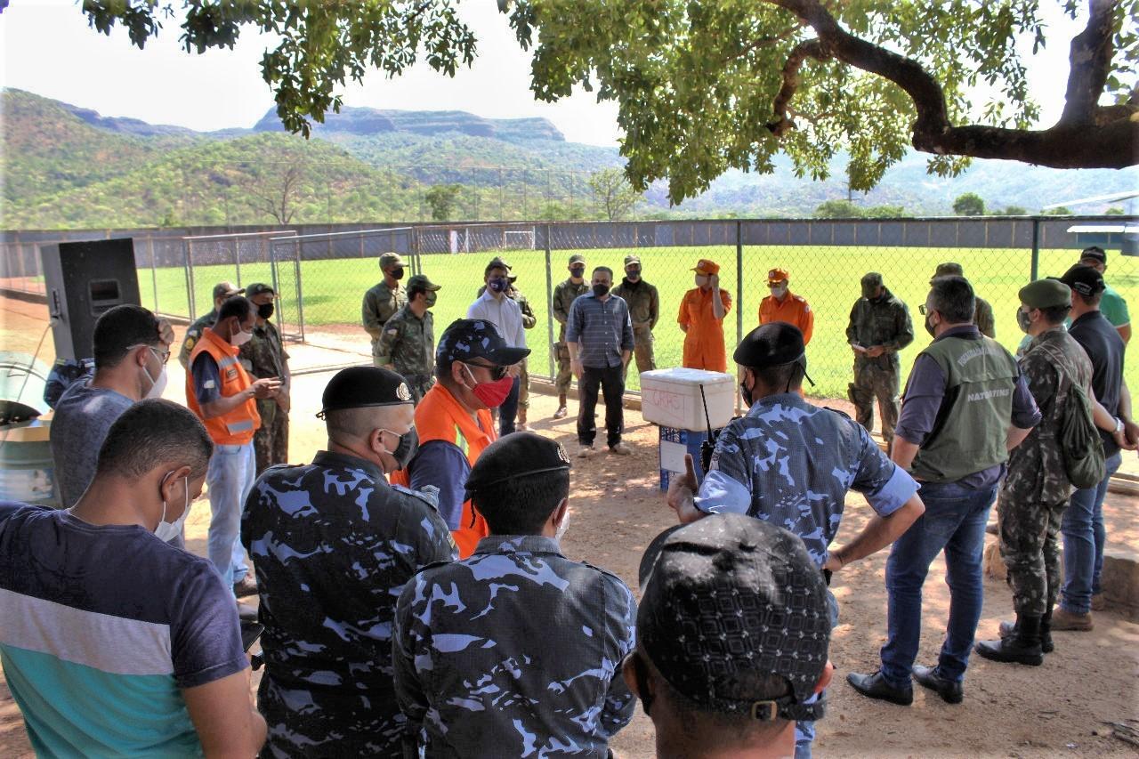 Bem sucedida, Operação Integrada de Fiscalização garante diminuição dos focos de queimadas