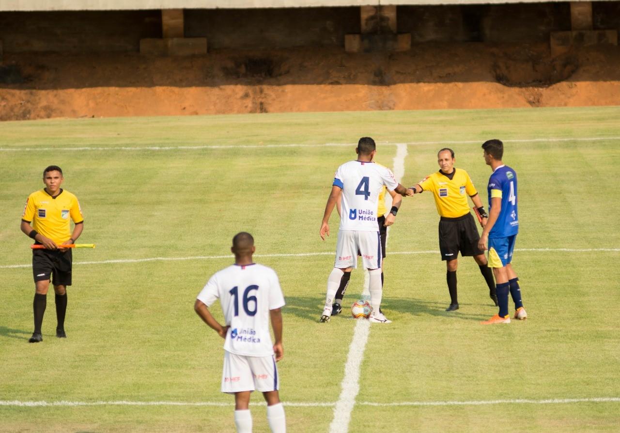 Palmas recebe Coritiba pela Copa do Brasil Sub 20