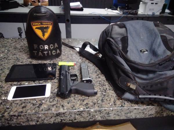 PM prende homem por roubo em Araguaína