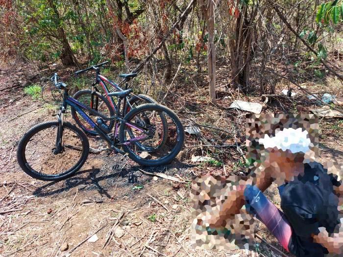 PM prende suspeito de furtar bicicletas em Paraíso