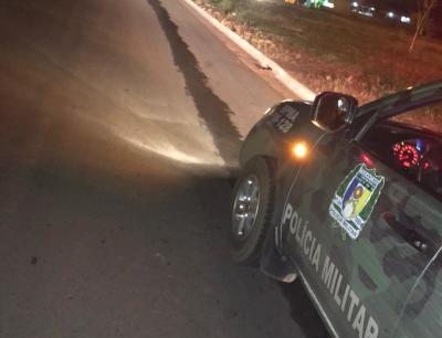 Polícia Militar autua empresa de transporte de passageiros por crime ambiental em Gurupi