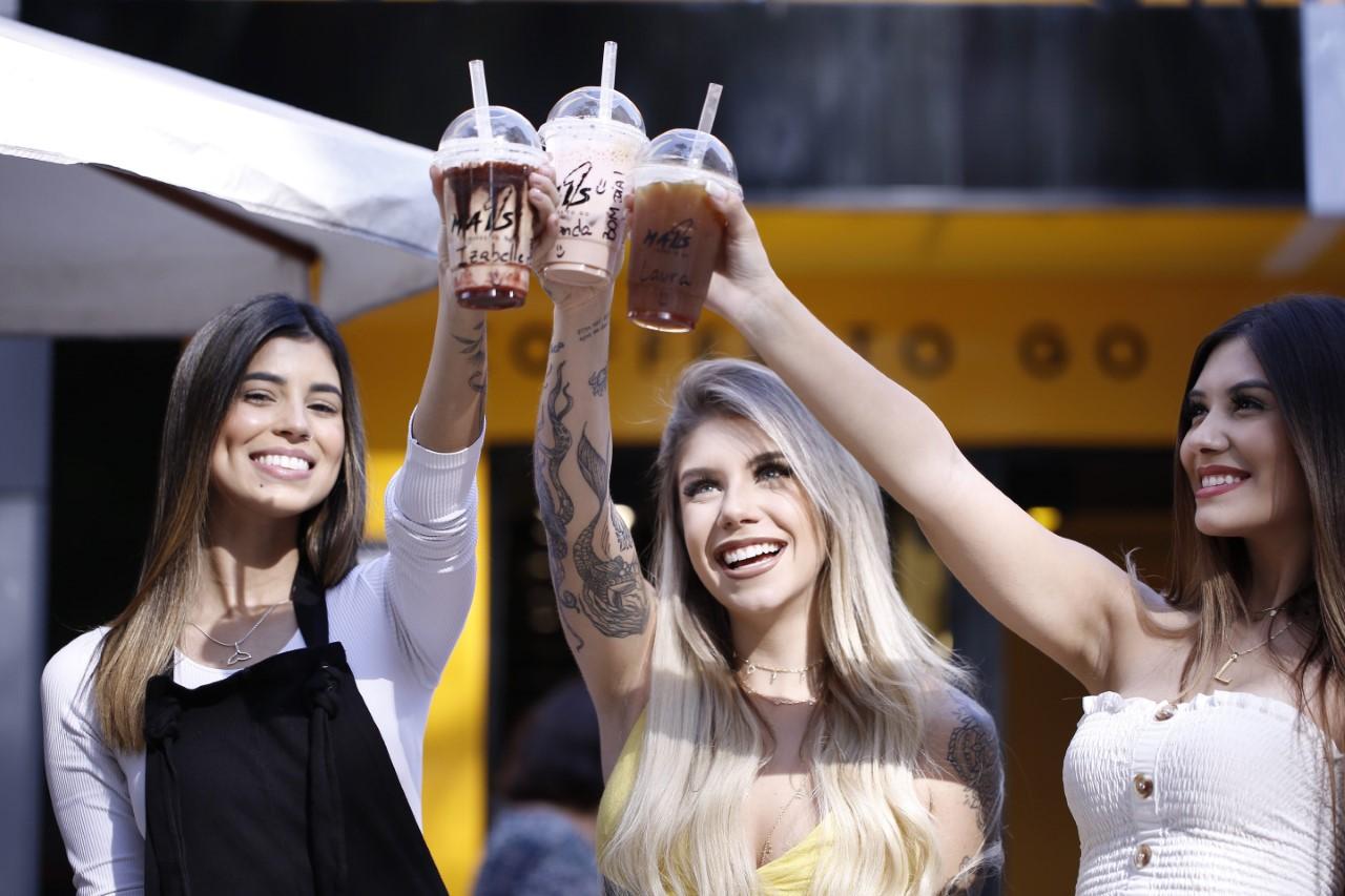 """1º Festival Nacional de Café """"To Go"""" terá preparos de até R$ 5"""
