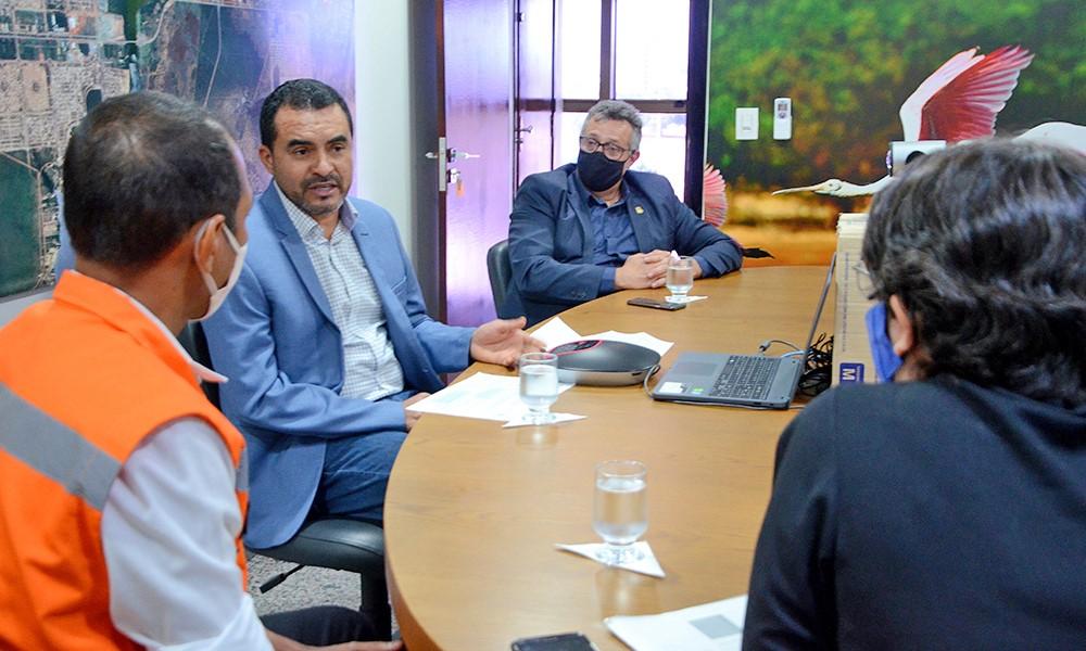 Vice-governador Wanderlei Barbosa reforça compromisso do Tocantins com a preservação de seus biomas