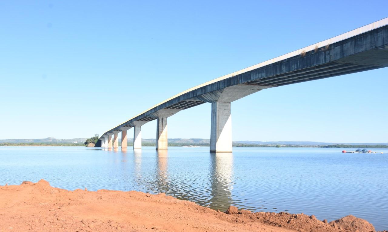 Governo do Tocantins ressalta funcionamento regular da ponte de Porto Nacional
