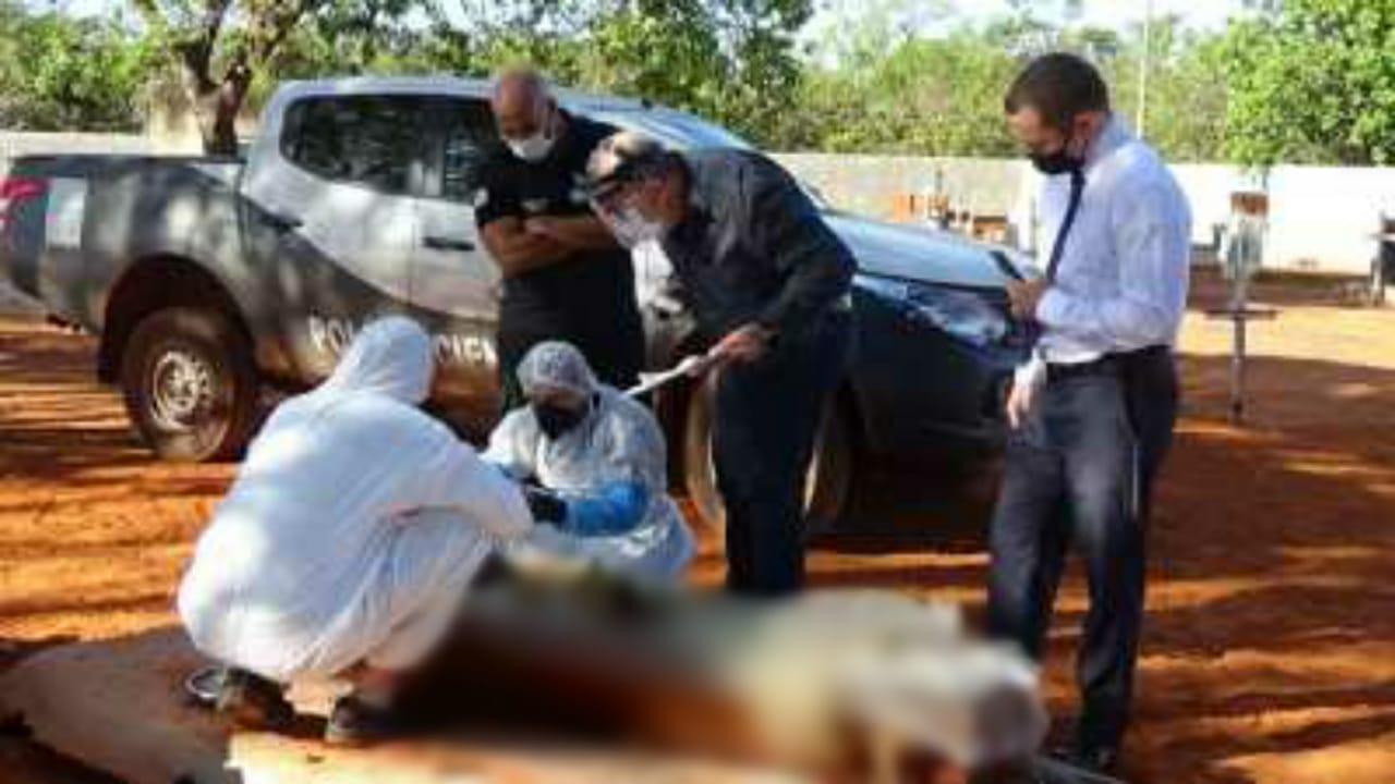Polícia Civil conclui inquérito e desvenda morte de funcionário público em Rio dos Bois