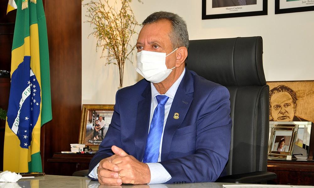 Antonio Andrade avalia de forma positiva passagem pelo executivo