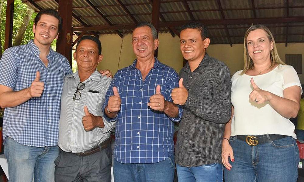 Governador em exercício segue com visitas a prefeitos eleitos do interior do Estado