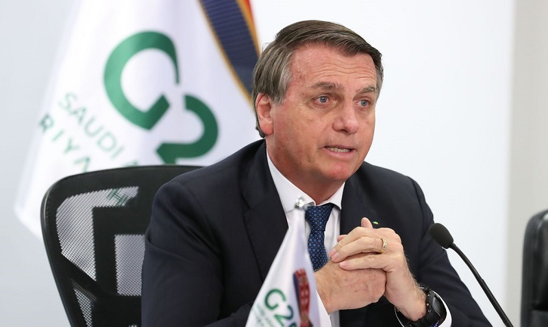 Bolsonaro defende agricultura em discurso ao G20