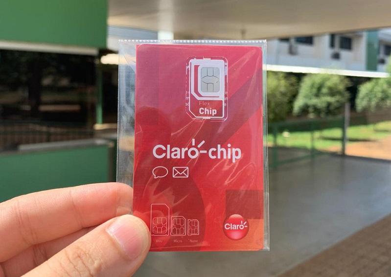 IFTO distribui chips com internet de dados para estudantes terem acesso a aulas remotas, em Paraíso do Tocantins