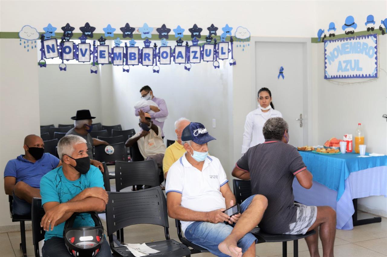 Novembro Azul: ainda é pequena a procura de homens por exames durante a campanha