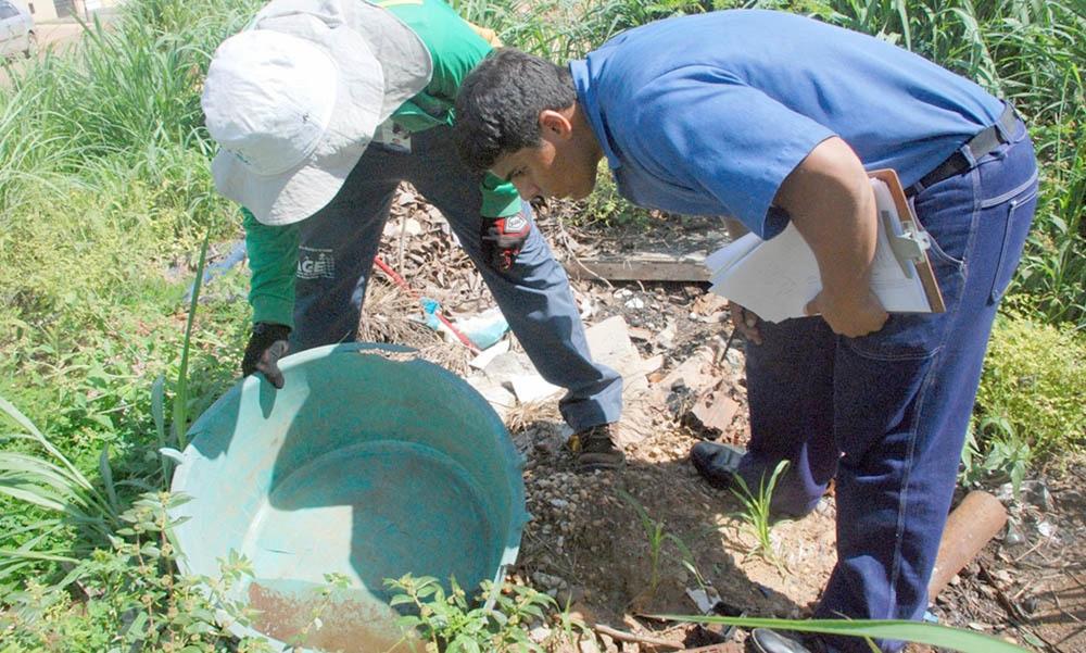 Saúde mobiliza população para Semana Estadual de combate ao Aedes