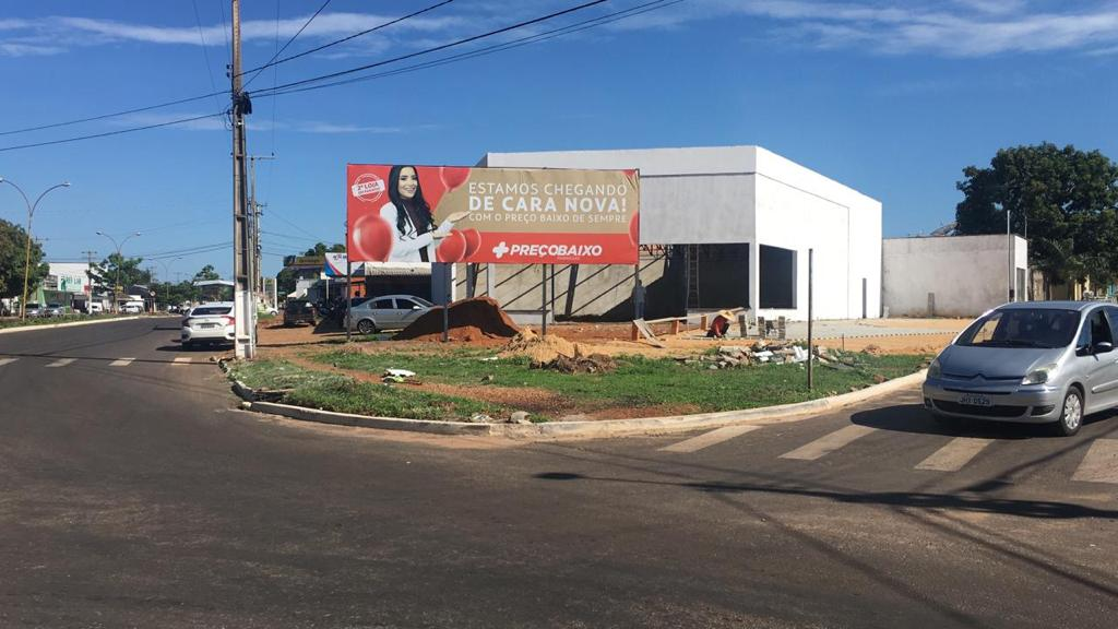 Região norte de Paraíso terá nova Farmácia Preço Baixo funcionando em 2021