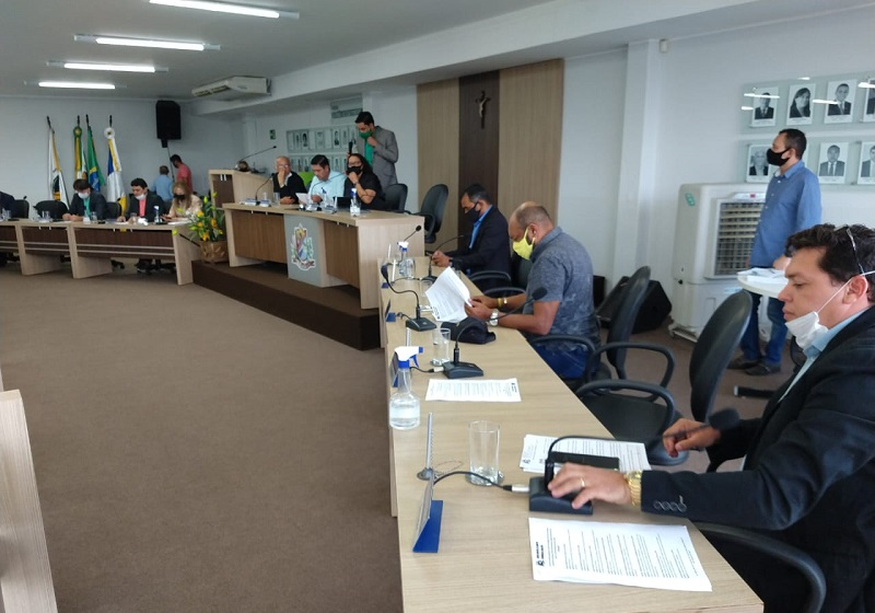 Câmara de Gurupi aprova PL que institui gratificação aos psicólogos do município no combate à Covid-19