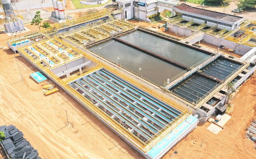 Estação de Tratamento de Água em Palmas terá desligamentos para conclusão de obras de ampliação