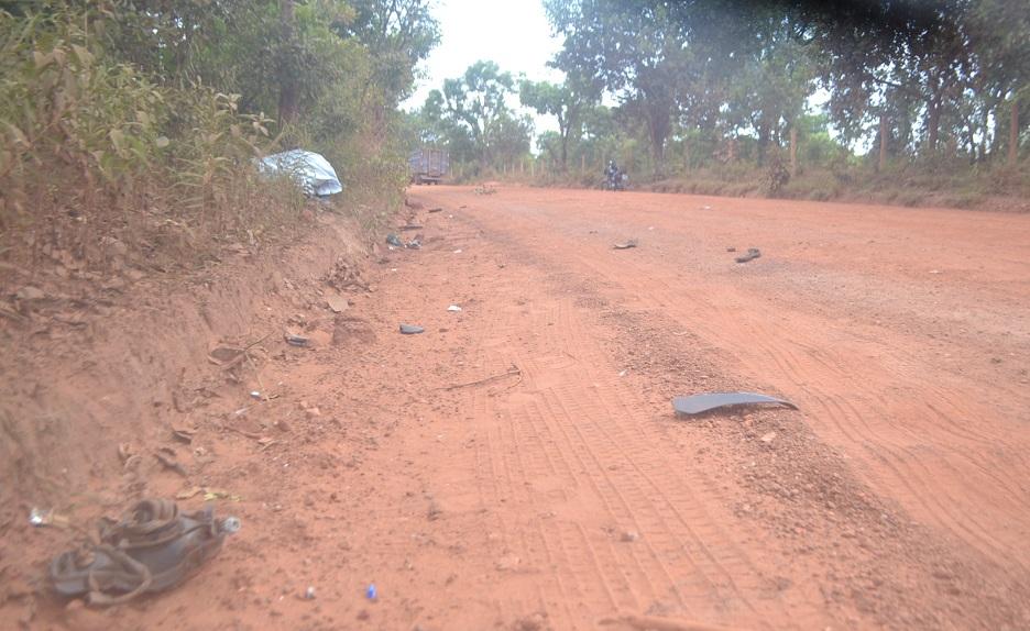 Motociclista morre após colidir com caminhão em estrada vicinal de Divinópolis
