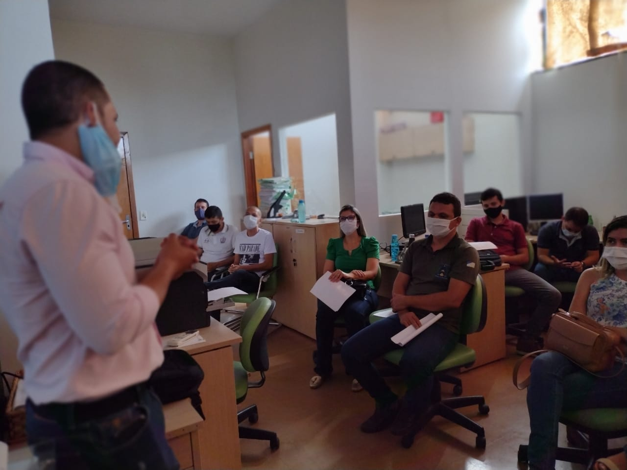 Governo do Tocantins realiza nivelamento técnico para análise regional do CAR