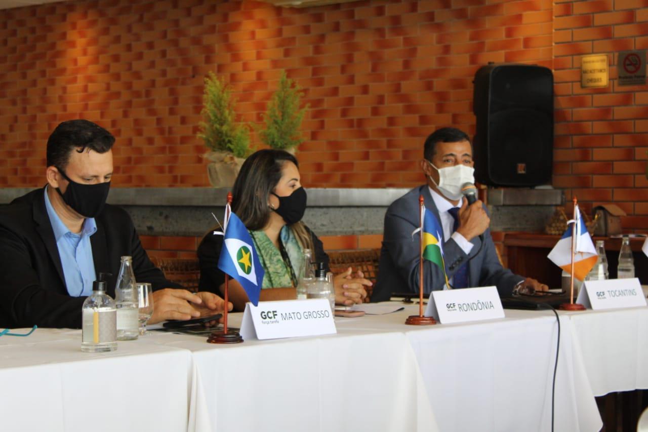 Tocantins participa da reunião de balanço anual da Força Tarefa dos Governadores Brasil