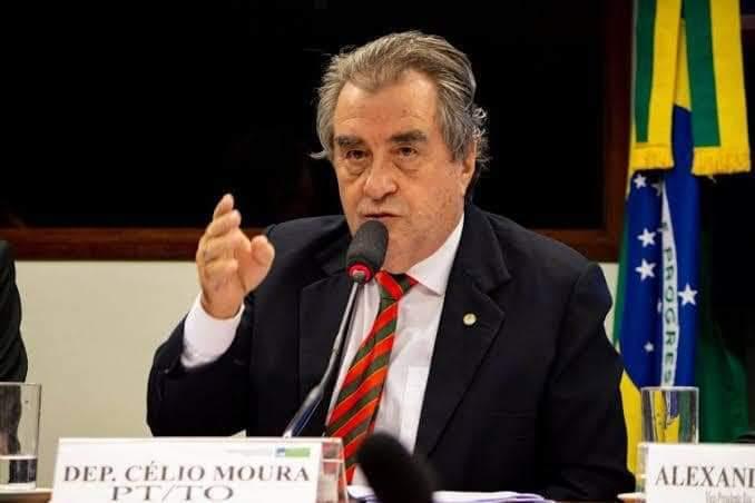 Duas semanas após acidente, deputado federal Célio Moura passa por última cirurgia