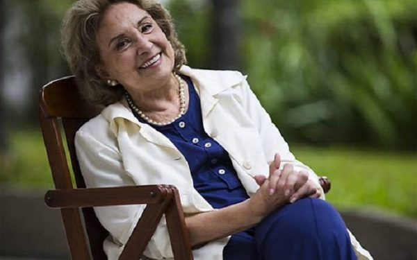 Atriz Eva Wilma é internada com pneumonia em SP
