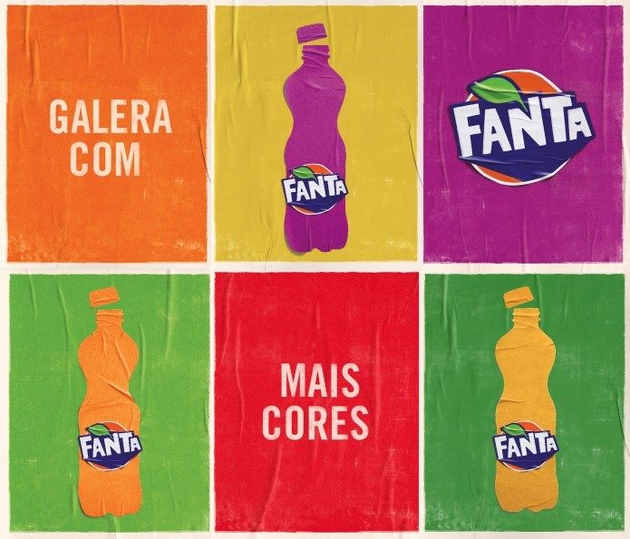 "Com vídeo ""Manifesto"", Fanta lança seu novo posicionamento global: ""Colorful People"""