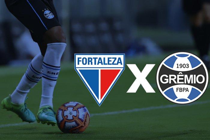 Fortaleza e Grêmio ficam no 0 a 0 na Arena Castelão